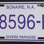 There is a paradise – cool car plates on the island